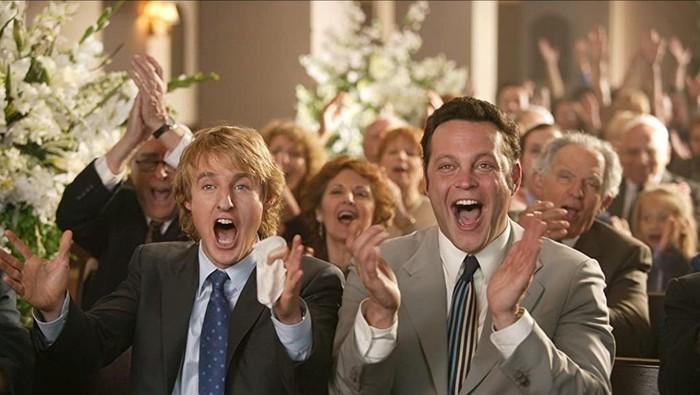 Vince Vaughn, Owen Wilson, Rachel McAdams, dan Isla Fisher akan Kembali Bermain dalam Sekuel Wedding Crashers