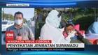 VIDEO: Penyekatan Jembatan Suramadu
