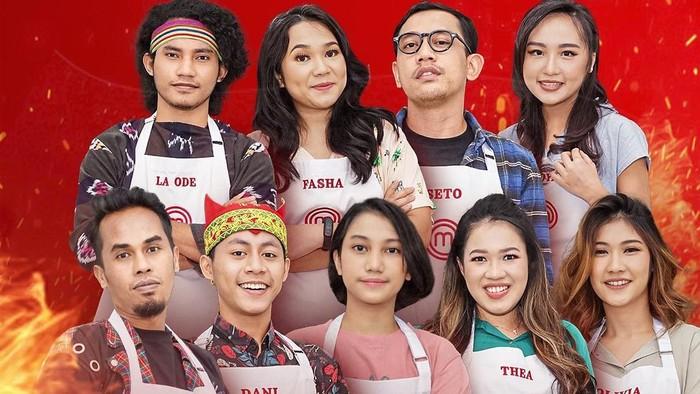 4 Cerita Menarik Peserta Masterchef Indonesia Season 8, Ada yang Dibully Pas Kelas 3 SD!