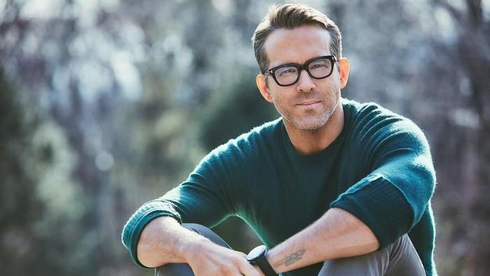 Ryan Reynolds Kini Lebih Terbuka Bicara Soal Kesehatan Mental