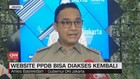 VIDEO: Sempat Bermasalah, Website PPDB Bisa Diakses Kembali