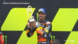 VIDEO: Highlights MotoGP Catalunya 2021