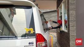12 Gerai McDonald's Bandung Didenda Masing-masing Rp500 Ribu
