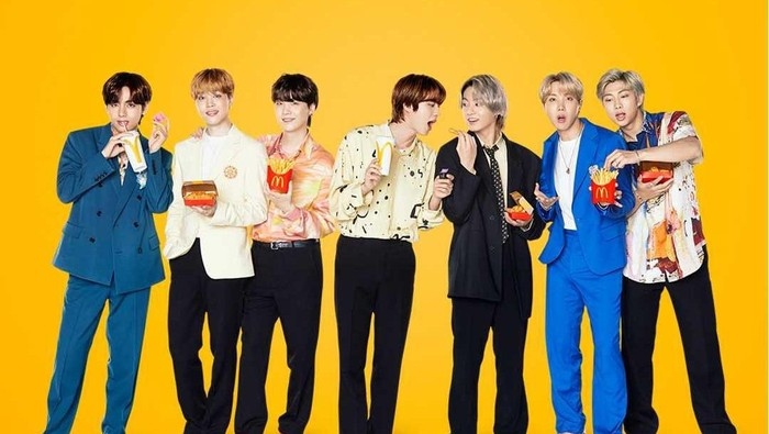 BTS Meal Disambut Antusias Oleh Army Indonesia