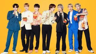 Lebih dari 1,2 Juta Porsi BTS Meal Terjual di Korea Selatan