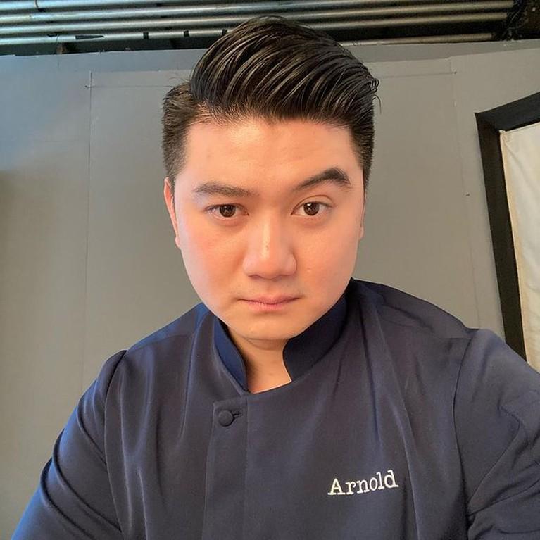 Chef Arnold ikut berburu BTS Meal