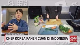 VIDEO: Chef Korea Panen Cuan di Indonesia