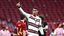 Ronaldo Panaskan Persaingan Top Skor Euro 2020