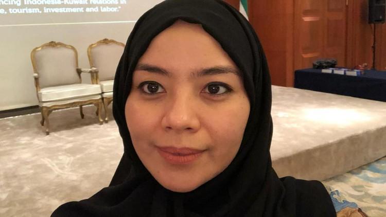 Deva Rachman, istri Syekh Ali Jaber