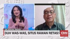 VIDEO: Duh Was-Was, Situs Rawan Retas