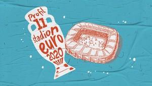 INFOGRAFIS: Profil 11 Stadion Euro 2020