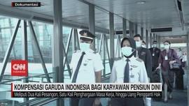 VIDEO: Karyawan Garuda Indonesia Ajukan Pensiun Dini