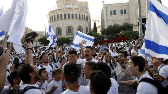 Hamas mengancam bakal perang lagi dengan Israel jika pawai kaum nasionalis Yahudi mendekati wilayah Yerusalem Timur dan Kompleks Masjid Al-Aqsa.