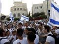 Hamas Ancam Perang jika Pawai Yahudi Israel Masuk Yerusalem