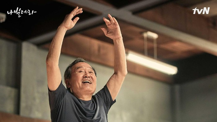 5 Pelajaran Hidup yang Bisa Dipetik dari Drama Korea Navillera