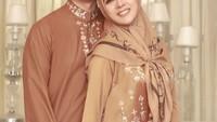 <p>Syahrini telah lama memiliki keinginan untuk berhijab. Pernikahan yang dilaluinya sejak 2019 menjadi motivasi bagi wanita 38 tahun ini. Berhijab disebutnya sebagai langkah baru sebagai seorang istri. (Foto: Instagram: @princessyahrini)</p>