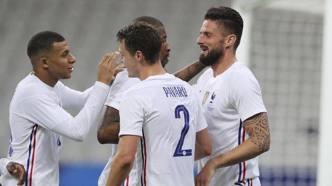Prancis ditantang Jerman pada laga perdana Grup F Euro 2020 (Euro 2021). Berikut prediksi susunan pemain dalam duel tersebut.