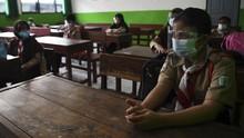 DKI Klaim Siap Gelar Belajar Tatap Muka, Tunggu Izin Pusat