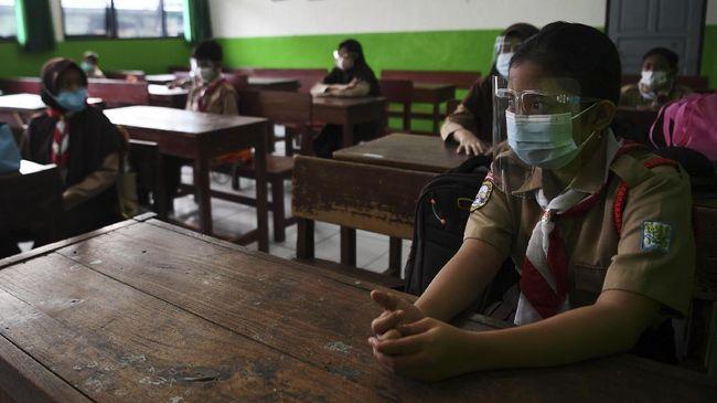 Pemprov DKI Jakarta menyatakan sarana prasarana, kesiapan guru, hingga kajian akademis untuk melaksanakan belajar tatap muka di wilayah DKI sudah terpenuhi.