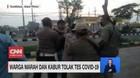 VIDEO: Warga Marah Dan Kabur Tolak Tes Covid-19