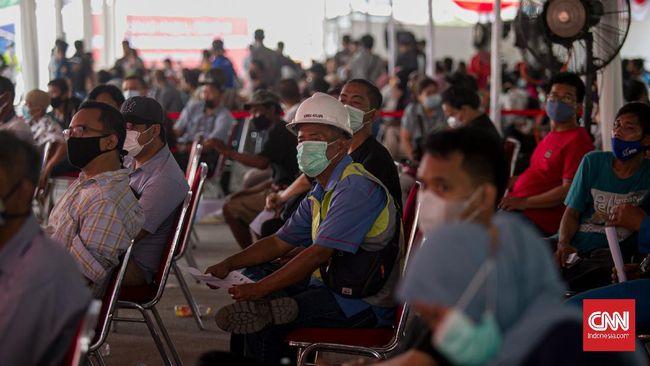 Penambahan kasus harian Covid-19 di Jakarta selama empat hari berturut-turut, pada 10-13 Juni 2021, melebihi angka 2.000.