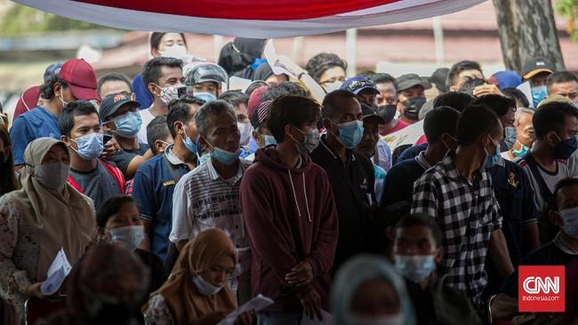 Covid-19 Cengkareng Tertinggi di DKI, Camat Sebut Warga Abai