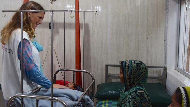 Junta militer memerintahkan relawan dokter internasional dari Dokter Lintas Batas (MSF) untuk menghentikan aktivitas mereka di selatan Myanmar.