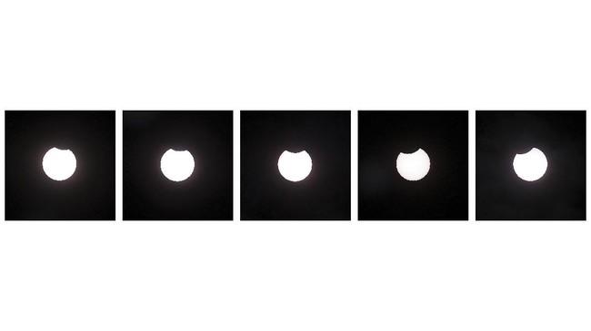 Gerhana Matahari Cincin terjadi pada 10 Juni 2021, puncak fenomena ini hanya terjadi selama 3 menit 51 detik.