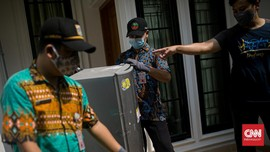 FOTO: Menjemput Limbah Elektronik dari Rumah Warga