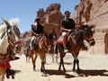 Kawanan Keledai di Petra Ikut Menganggur selama Pandemi