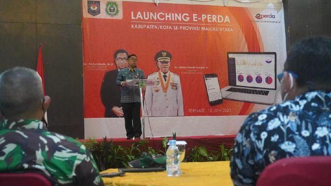 Aplikasi itu disebut akan memudahkan semua pihak yang ingin tahu regulasi terbaru yang dikeluarkan oleh pemerintah provinsi, kabupaten dan kota Maluku Utara.