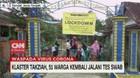VIDEO: Klaster Takziah, 51 Warga Kembali Jalani Tes Swab