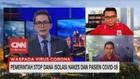 VIDEO: Pemerintah Stop Dana Isolasi Nakes dan Pasien Covid-19