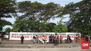 RSLI Surabaya Rawat 4 Pasien Covid Varian Delta dari Suramadu