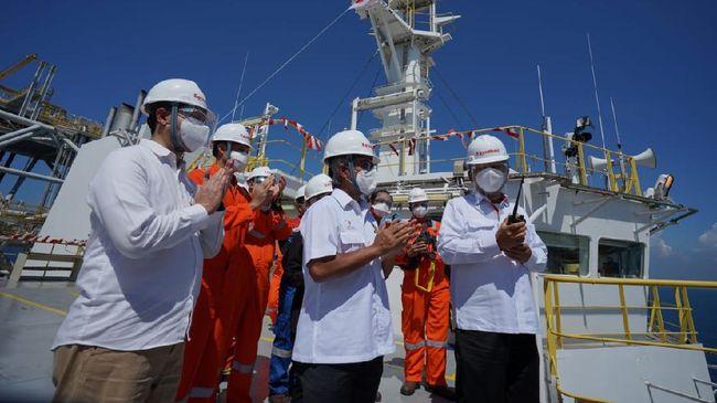 Capaian lifting ke-700 Blok Cepu secara kumulatif lebih dari 475 juta barel, lebih tinggi dari perkiraan keseluruhan volume cadangan minyak terproduksikan.