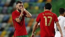 Mourinho Kecam Permainan Bruno Fernandes di Portugal