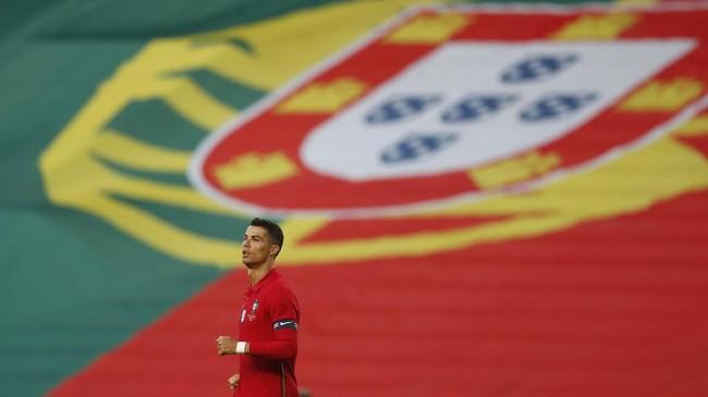 Cristiano Ronaldo mencetak gol dan Bruno Fernandes menjadi bintang saat Portugal membantai Israel jelang Euro 2020 (Euro 2021).