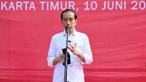 Survei: 75,6 Persen Warga Puas Atas Kinerja Jokowi