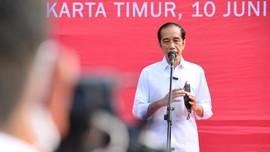 Menanti Taji Jokowi di Lonjakan 'Luar Biasa' Kasus Covid