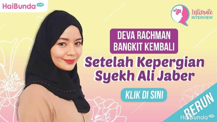 Rerun Intimate Interview Deva Rachman