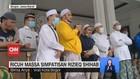 VIDEO: Ricuh Massa Simpatisan Rizieq Shihab