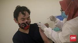 Kemenkes Izinkan Jabodetabek Vaksinasi Usia 18 Tahun ke Atas