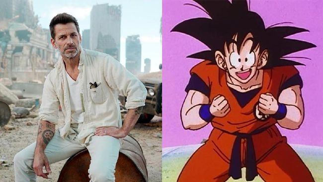 Dragon Ball Z diakui Zack Snyder sebagai salah satu anime yang kerap ia saksikan bersama sang anak.