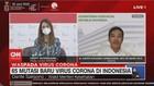 VIDEO: 65 Mutasi Baru Virus Corona di Indonesia