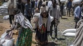 Sekitar 350 ribu orang di Tigray, Ethiopia, dilanda kelaparan akibat konflik berkepanjangan.