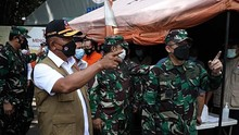 Ketua Satgas Covid-19 Tinjau Pos PPKM Tingkat RT di Kaltim
