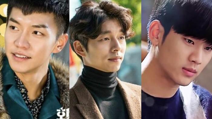 Gantengnya Gak Nyata, Sederet Aktor Korea Ini Pernah Memerankan Tokoh Fantasi