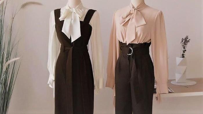 Istilah Fashion Bagi Pecinta Blouse, Wajib Tahu!