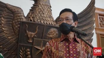 Sultan Jogja Serukan Lockdown Total Atasi Lonjakan Covid-19