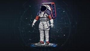 INFOGRAFIS: Baju Astronaut untuk Misi Luar Angkasa
